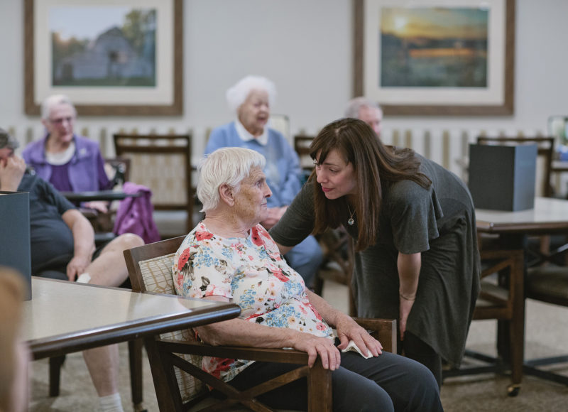 assisted living marysville wa